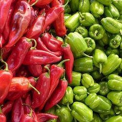 paprika crvena i zelena free