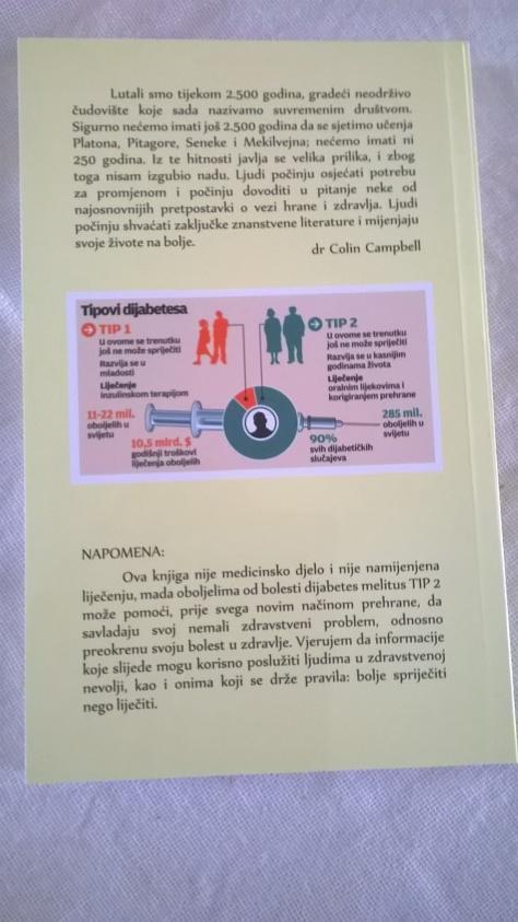 Dijabetes pod kontrolom (zadnja korica)