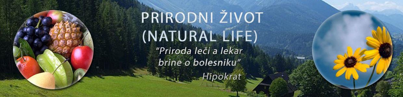 PRIRODNI ŽIVOT (NATURAL LIFE)